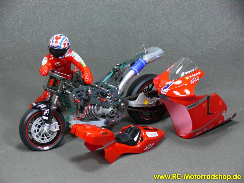 rc-motorradshop.de - thunder tiger fm-1n ducati desmosedici gp8